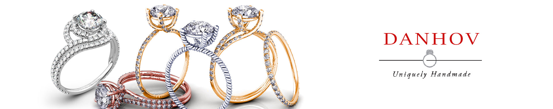 Danhov Engagement Ring Collection
