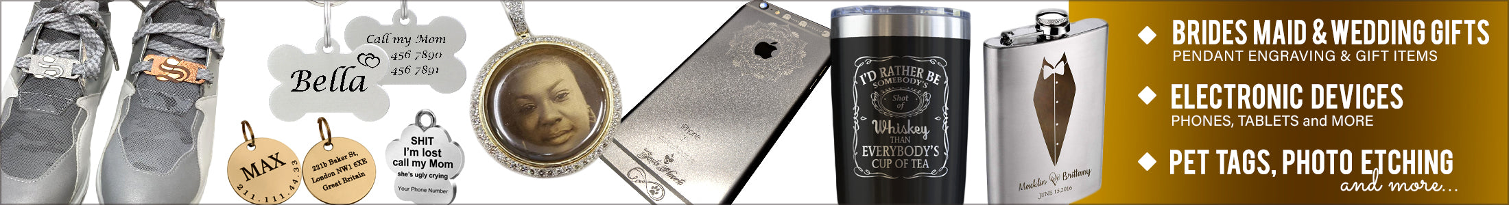 Capri Custom Engraving and Etching service