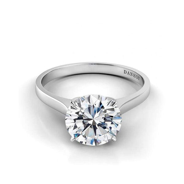Danhov Engagement Ring Danhov Classico Single Shank CL116