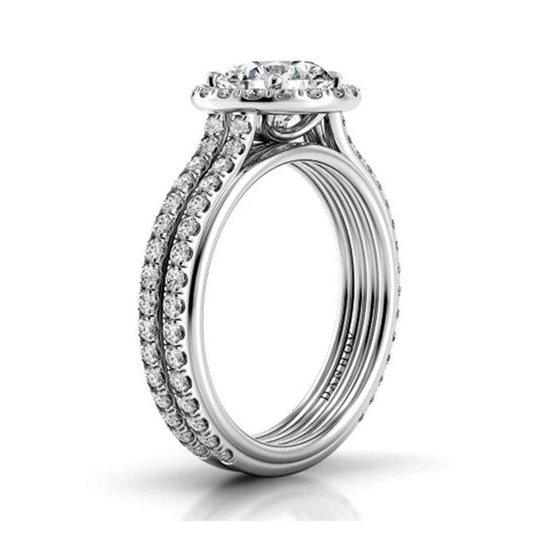 Danhov Engagement Ring Danhov Unito Diamond Ring UE103