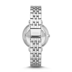 Fossil Watches Fossil Jacqueline Stainless Steel Watch 36mm ES3545P