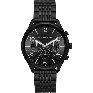 Michael Kors Watches Michael Kors Chronograph Black Dial Men's Watch 42mm MK8640