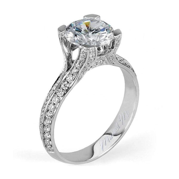 Michael M Engagement Ring Michael M Amore R459-2