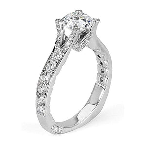 Michael M Engagement Ring Michael M Amore R508-1
