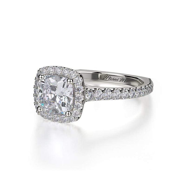 Michael M Engagement Ring Michael M Europa R559S-1
