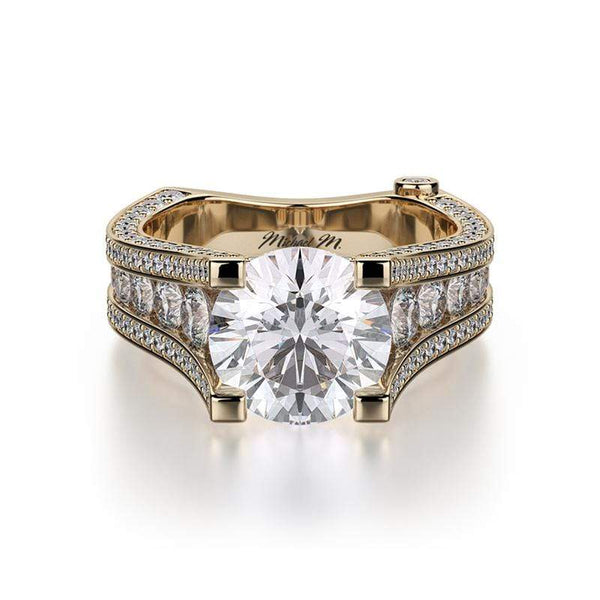 Michael M Engagement Ring Michael M Strada R302-2