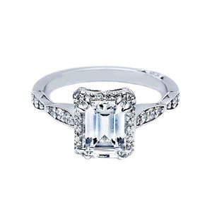 Tacori Engagement Ring Tacori 0.24ctw Diamond Dantela Ring 18K