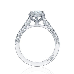 Tacori Engagement Ring Tacori 0.33ctw Diamond Petite Crescent Ring 18K
