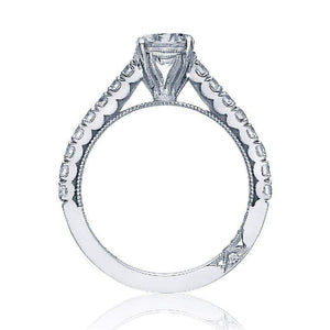 Tacori Engagement Ring Tacori 0.62ctw Diamond Clean Crescent Ring 18K