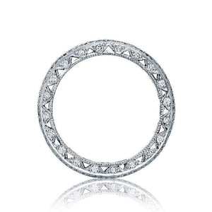 Tacori Wedding Band Tacori 0.53ctw Diamond Classic Crescent Ring 18K