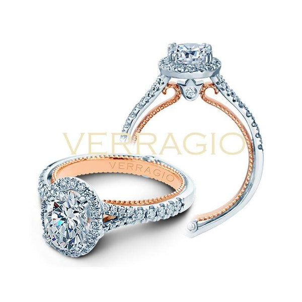 Verragio Engagement Ring Verragio Couture 0424OV-TT