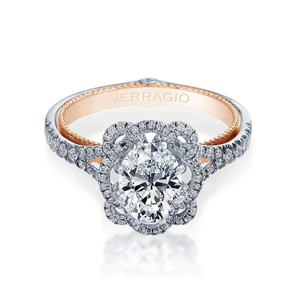 Verragio Engagement Ring Verragio Couture 0426OV-2T
