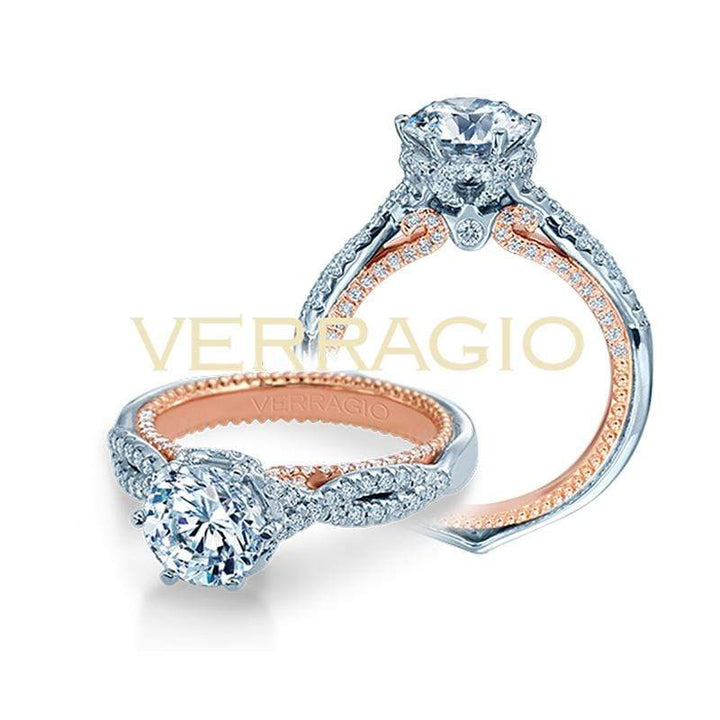 Verragio Engagement Ring Verragio Couture 0451R-2WR