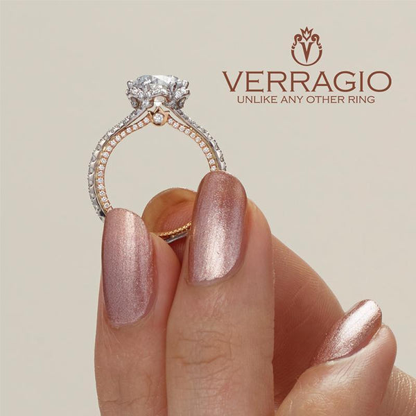 Verragio Engagement Ring Verragio Couture 0463R-2WR