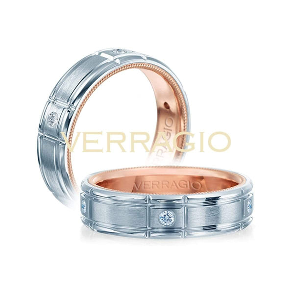Verragio Wedding Band Verragio Mens Collection 6928