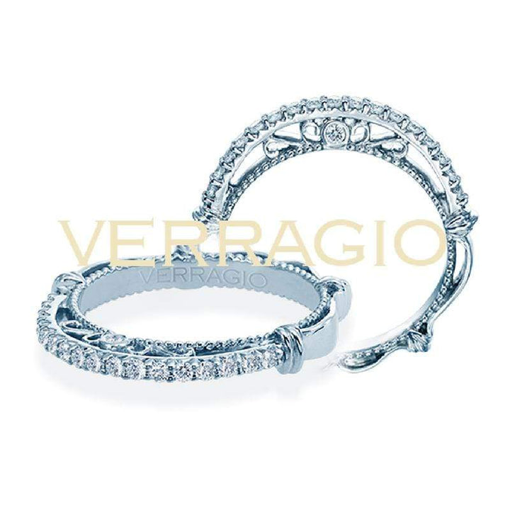 Verragio Wedding Band Verragio Parisian 122W