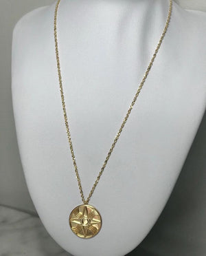 Assyrian Coin Necklace