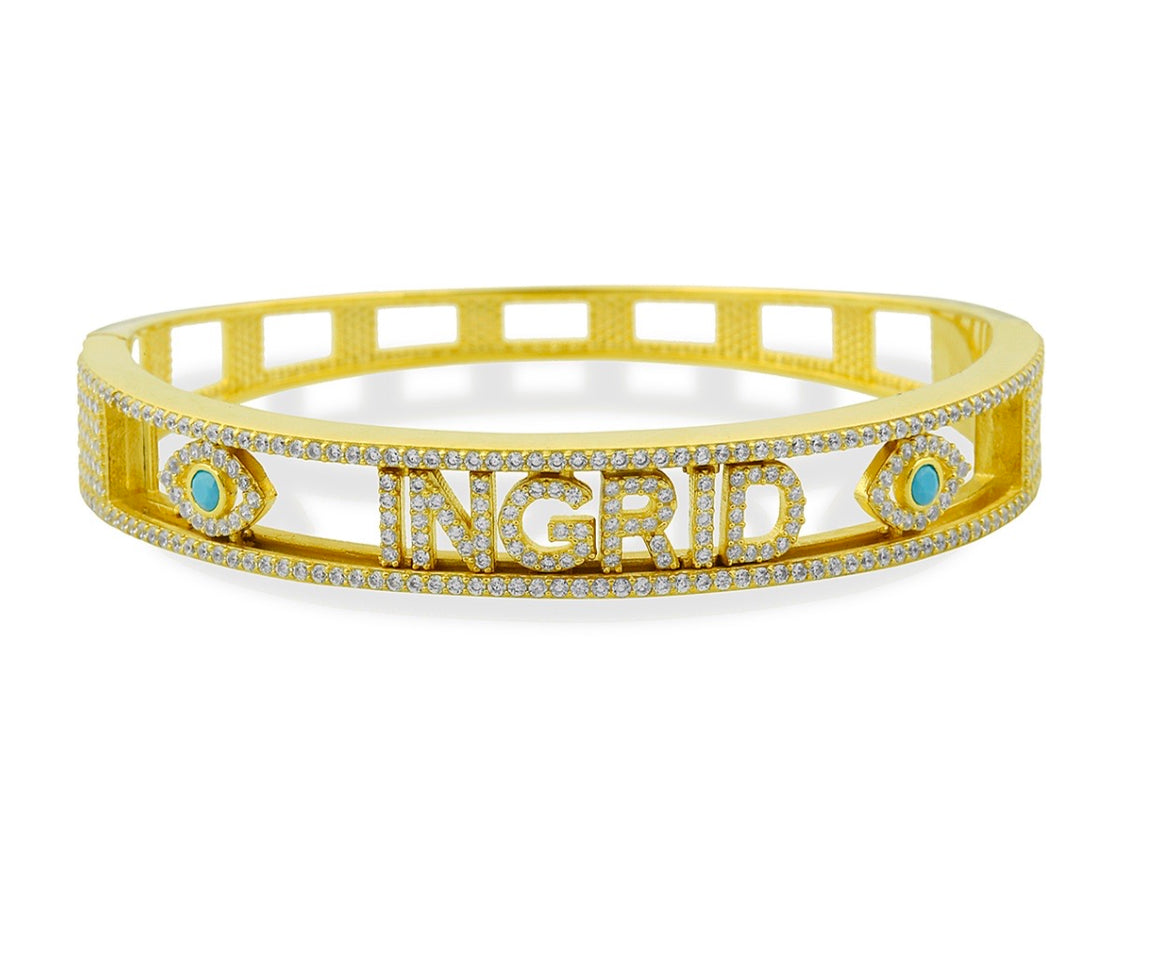 Personalized Bangle