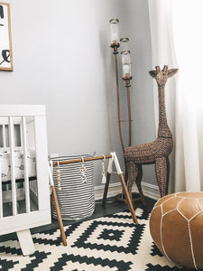 Nursery Inspo Wooden Play Gym