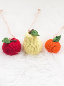 Baby Gym Fruit Toys
