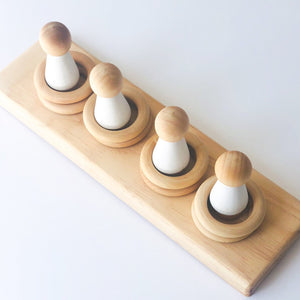 Wooden Stacking Toy Set