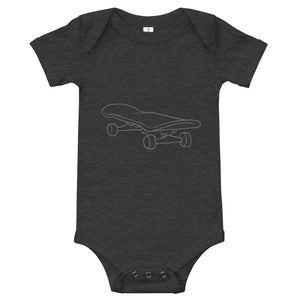 "3M-24M One Piece ""SKATEBOARD"""