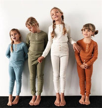 Load image into Gallery viewer, Thermal Sleepwear Set