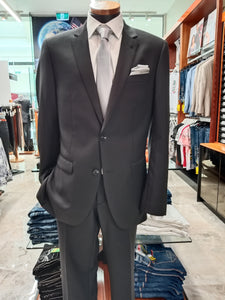 Bruton Suit - David SSA8 Black