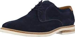 Florsheim Shoes - Highland Navy Suede