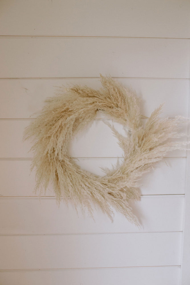 DIY Wreath Kit - Gather - Golden August