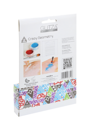 Glitza Fashion  - Starter kit Crazy Geometry