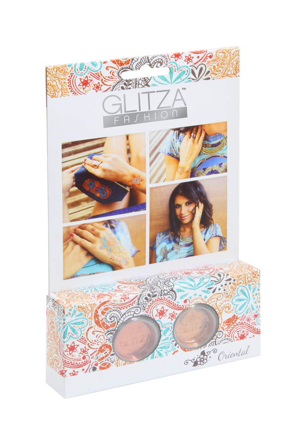 Glitza Fashion - Starter kit Oriental