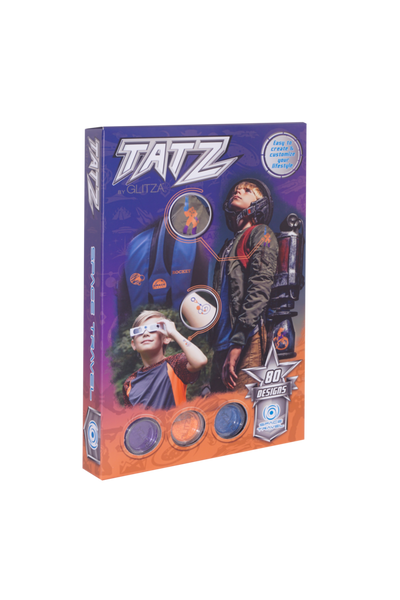 TATZ by Glitza  - Space Travel  80 designs - GLITZA™ Online Boutique
