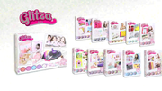 Glitza Art - Best Friends  80 designs
