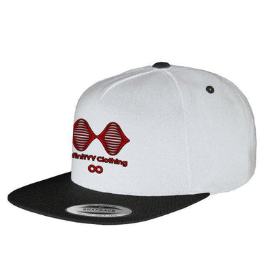 Classic Snapback White and Black
