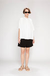 LOUISE SHIRT- white