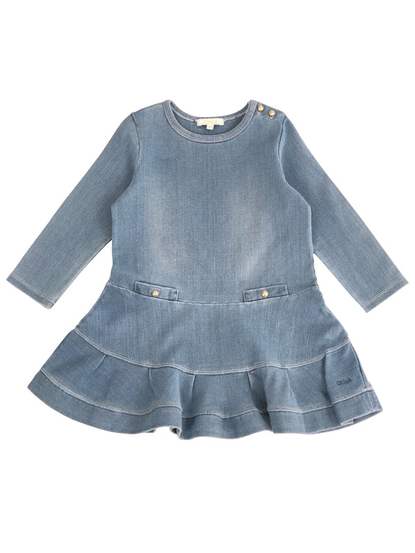 Robe Florence en jean - stretch