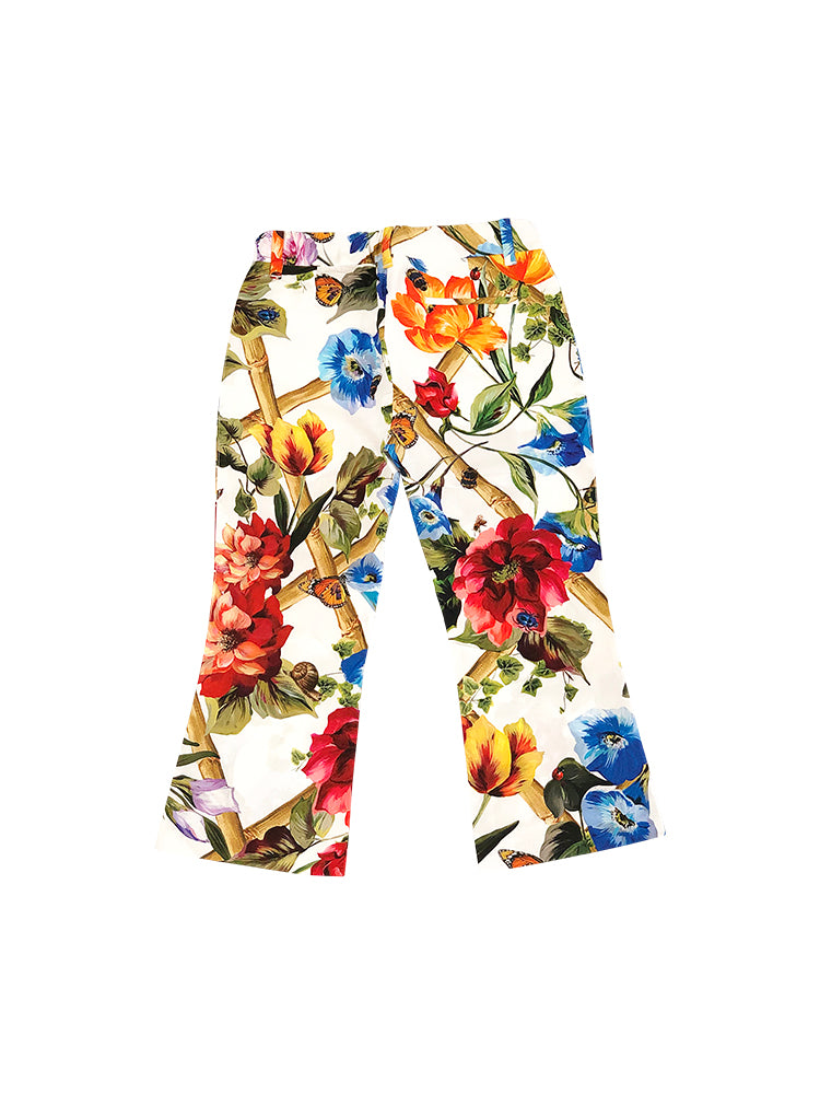 "Pantalon Tanger ""Mini Me"" Jungle - Céremonie"