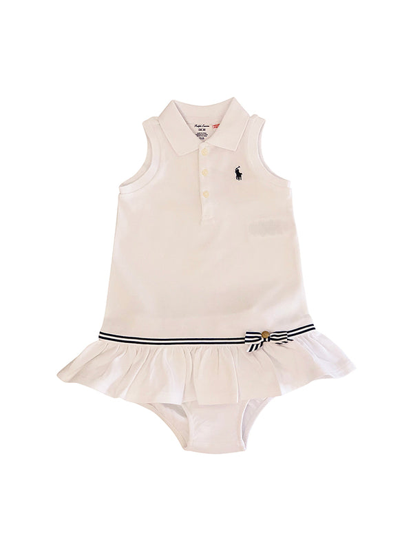 Robe coton oxford Florence - et son bloomer
