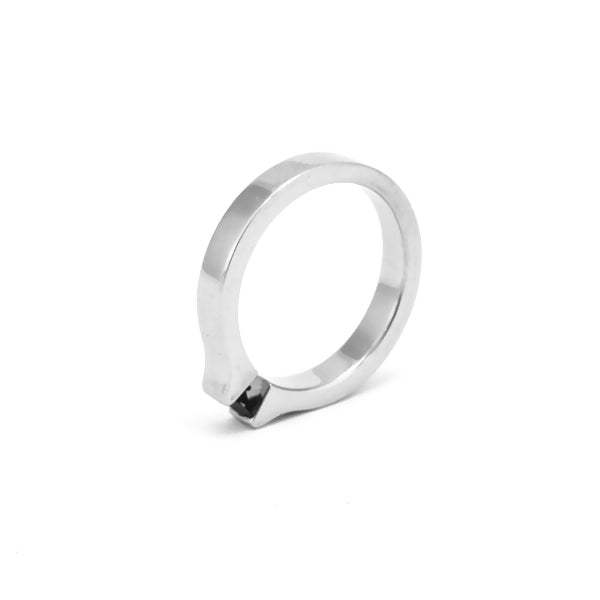 Rich Silver Ring