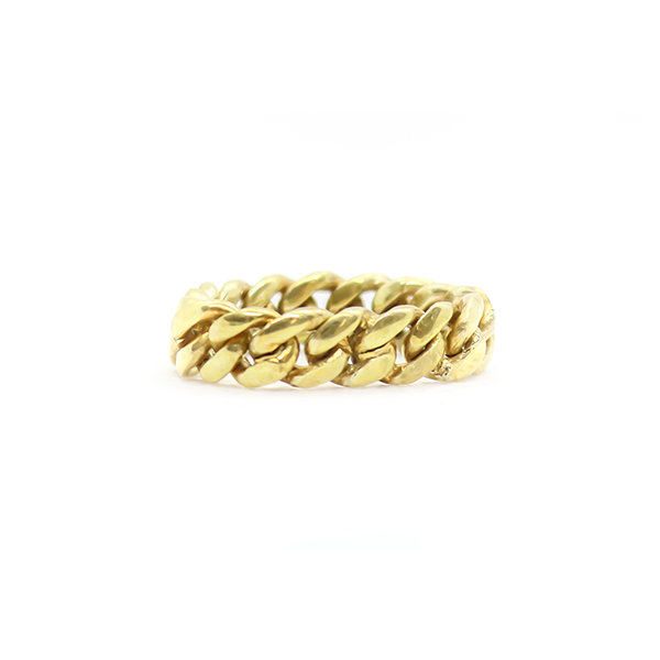 Lans Ring Gold Plated