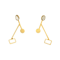 Pinzon Earrings