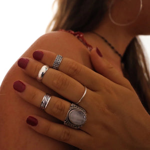 Anillo midi smoon