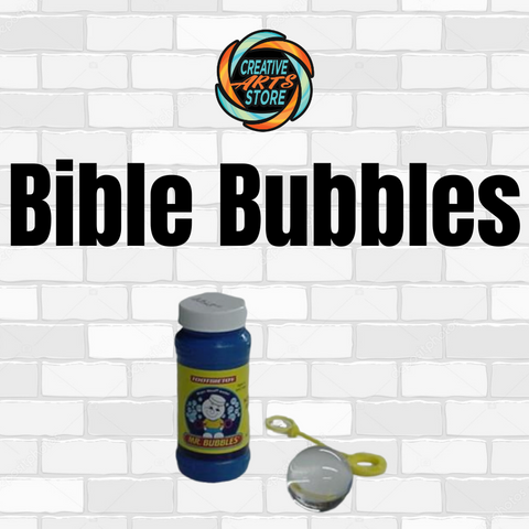 Bible Bubbles