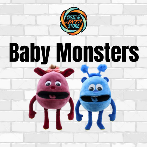 Baby Monster (Conference ONLY)