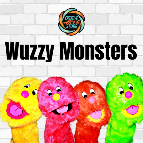 Wuzzy Monsters