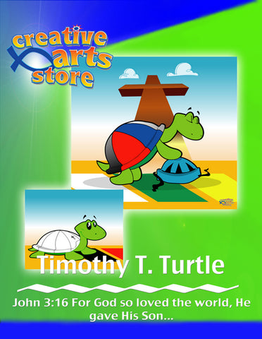 Timothy T. Turtle