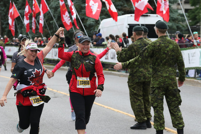 Supporting the Canadian Armed Forces at the Canada Army Run