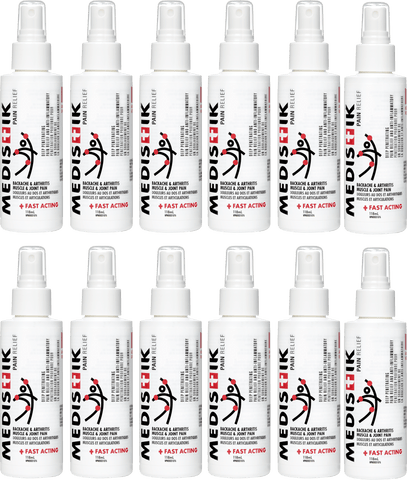 Sprays Case of 12