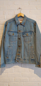 Wrangler denim jacket M